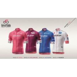 Les maillots du Giro d'Italia 2018 dévoilés