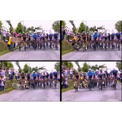 Ces choses dans le Jumbo Tour de France