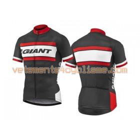 Tenue Cycliste et Cuissard à Bretelles 2016 Giant N035