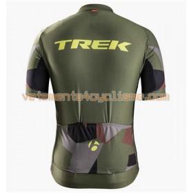 Maillot vélo 2016 Trek N004