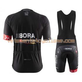 Tenue Cycliste et Cuissard à Bretelles 2016 Bora-Argon 18 N001