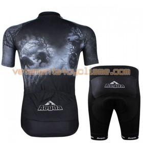 Tenue Cycliste et Cuissard 2017 Aogda N012