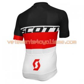 Tenue Cycliste et Cuissard à Bretelles 2016 Scott N008