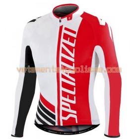 Tenue Cycliste Manches Longues et Collant à Bretelles 2016 Specialized N005