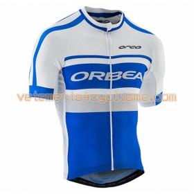 Tenue Cycliste et Cuissard à Bretelles 2016 Orbea N007