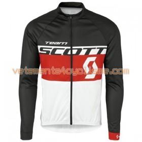 Tenue Cycliste Manches Longues et Collant à Bretelles 2016 Scott N001