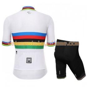 Tenue Cycliste et Cuissard Enfant 2017 UCI World Champion Rainbow