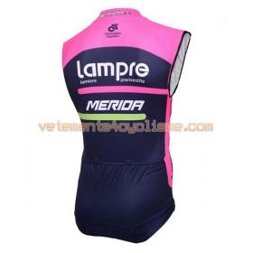 Gilet Cycliste 2016 Lampre-Merida N001
