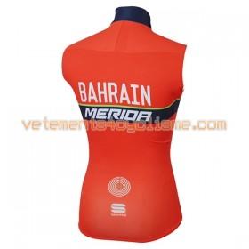 Gilet Cycliste 2017 Bahrain Merida N001