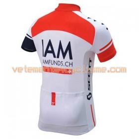Maillot vélo 2016 IAM Cycling N001