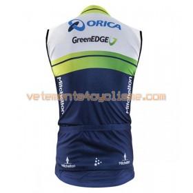 Gilet Cycliste 2016 Orica GreenEDGE N001