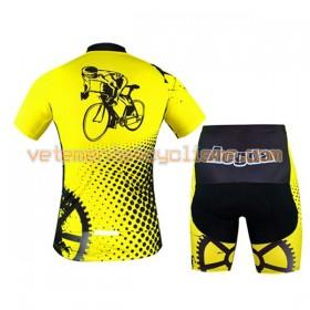 Tenue Cycliste et Cuissard 2017 Aogda N003