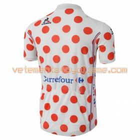 Maillot vélo à Pois 2016 Tour de France