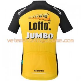 Maillot vélo 2017 LottoNL-Jumbo N001