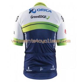 Maillot vélo 2016 Orica GreenEDGE N001