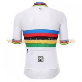 Maillot vélo 2017 UCI World Champion N002