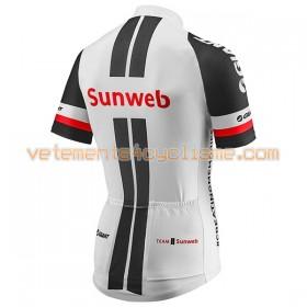 Maillot vélo 2017 Team Sunweb N001