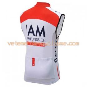 Gilet Cycliste 2016 IAM Cycling N001