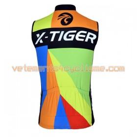 Gilet Cycliste 2017 X-Tiger N014