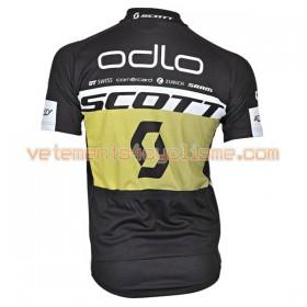 Tenue Cycliste et Cuissard à Bretelles 2016 Scott N010