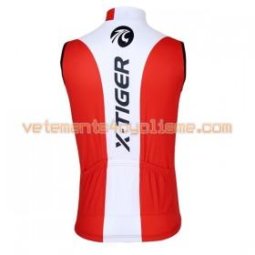 Gilet Cycliste 2017 X-Tiger N015