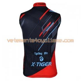 Gilet Cycliste 2017 X-Tiger N005