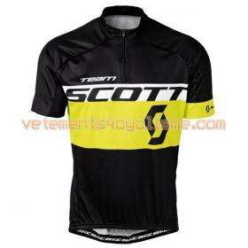 Tenue Cycliste et Cuissard à Bretelles 2016 Scott N009