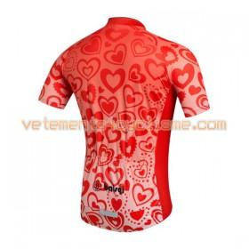 Maillot vélo 2016 Baishiqi N023