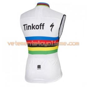 Gilet Cycliste 2016 Tinkoff N003