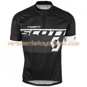 Tenue Cycliste et Cuissard à Bretelles 2016 Scott N007
