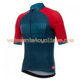 Maillot vélo 2017 La Vuelta Nimes